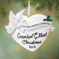 Ornaments To Remember Loved Ones - 1000 images about remembering someone special on