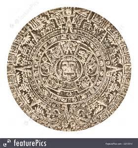 Aztec Calendar Aztec Calendar Sun Image