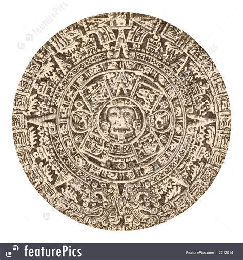 Sun Calendar Aztec Calendar Sun Image