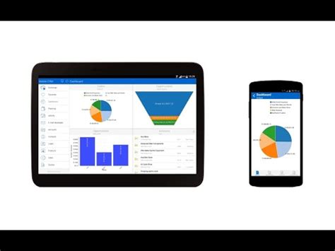 microsoft crm mobile app resco mobile crm android apps on play