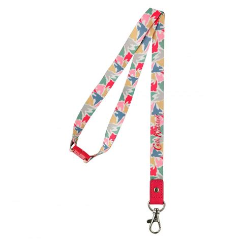 Cath Kidson 159 Small 3 Seleting cath kidston small graphic birds lanyard 553940