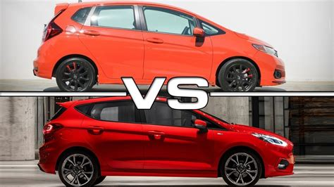 Ford Fit by 2018 Honda Fit Vs 2017 Ford