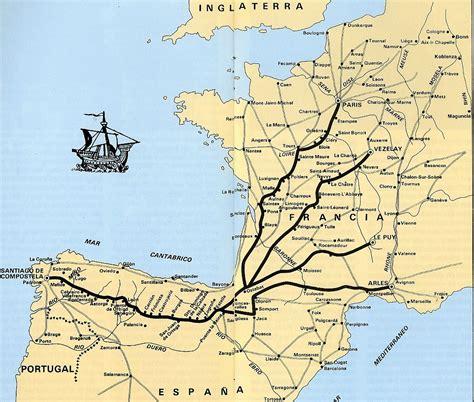 Motorradtour Cuxhaven by Jakobsweg Pyren 228 En Karte Kleve Landkarte