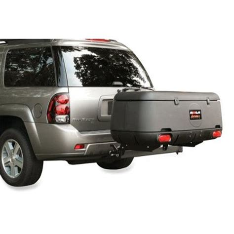 swing hitch cargo carrier rola adventure system hitch mount cargo carrier with swing