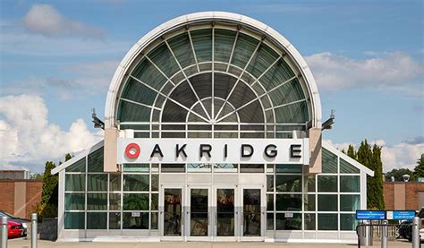 Oakridge Mall Gift Card - about us oakridge centre