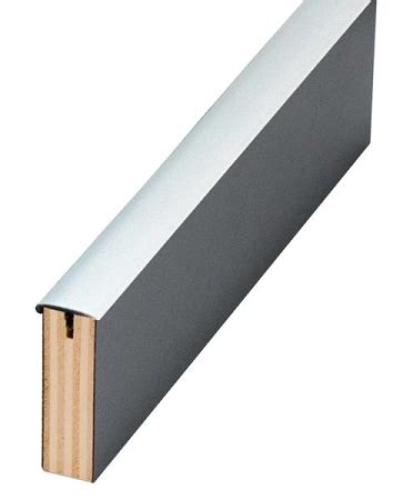 grey t molding for cer cabinets priced per foot