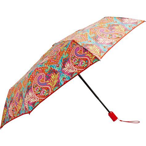 paisley pattern umbrella vera bradley umbrella paisley in paradise shop by