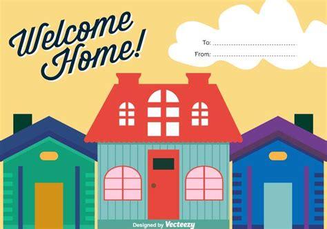 home vector background   vectors