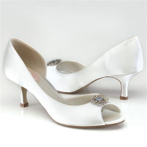 Pink Bridal Heel cinnamon kitten heel wedding shoes pink paradox