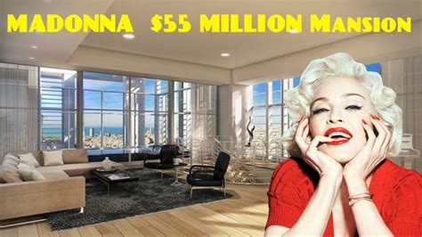madonna house madonna house 55 million mansion in israel 2017 youtube