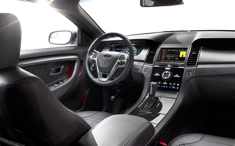 2013 Ford Taurus Limited Interior by 2013 Ford Taurus Sho Interior Photo 5