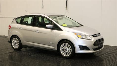new ford c max 2018 new 2018 ford c max hybrid se in quincy f106193 quirk ford