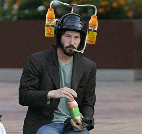 Sad Keanu Reeves Meme - sad keanu reeves meme now with helmet pic