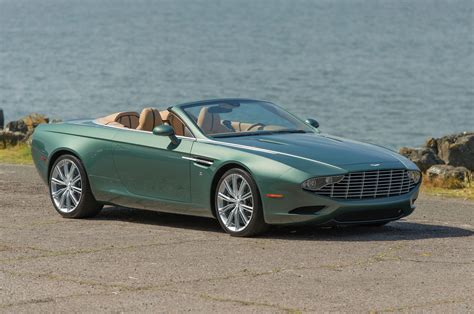 rare aston martin rare aston martin db9 centennial zagato up for auction