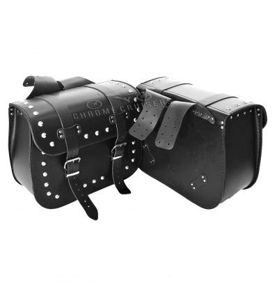 Handmade Leather Motorcycle Saddlebags - top quality motorcycle handmade leather saddlebags