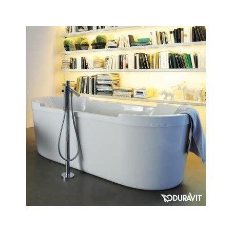 baignoire ilot duravit duravit baignoire starck ovale 1900x900mm blanc en ilot
