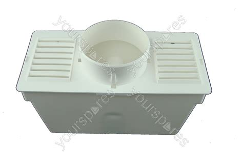 Where To Vent A Tumble Dryer - universal tumble dryer condenser vent kit box with hose