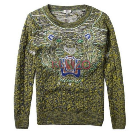 Kenzo Sweater Import 1 new kenzo quot tiger knit quot sweater collection buy kenzo