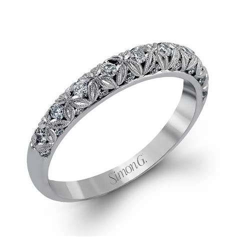 Mirage Gold Plat White 7 best wedding bands simon g images on gold
