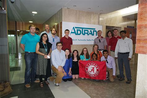 Ua Mba by Day 10 Visiting Adtran In Hyderabad Best Solutions To