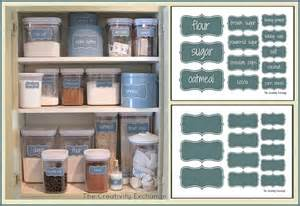 hometalk create an organized baking cabinet with free