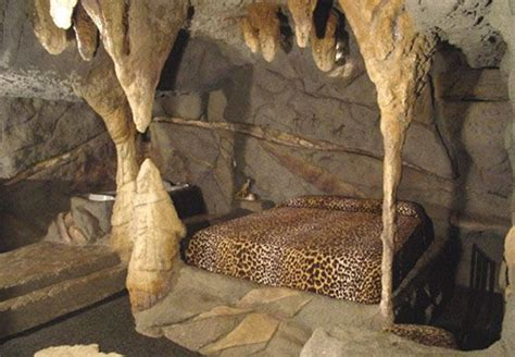 cave bedroom cave themed hotel room themed pinterest