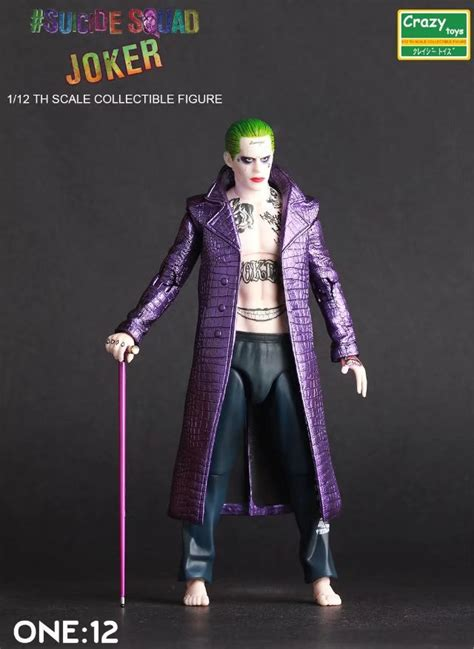 New Listing Joker Dc Squad 1 6 12 Figure Colle toys collectible dc comics squad joker 1