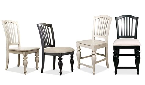 Matching Dining Chairs And Counter Stools by Riverside Furniture Mix N Match Chairs 36459 Counter