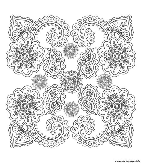 colouring pages detailed flower colouring pages cool flower coloring pages for adults az coloring pages