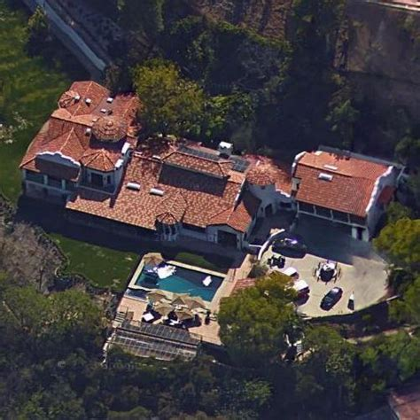 Dave Grohl S House In Los Angeles Ca Google Maps