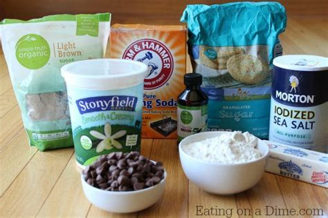 15 Ingredients And Directions Of Frozen Chocolate Receipt by Chocolate Chip Cookie Dough Frozen Yogurt Recipe