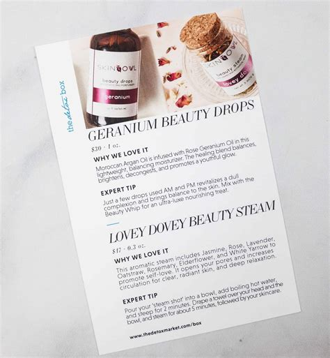 Bodyism Detox Box Review by The Detox Box Subscription Box Review February 2018