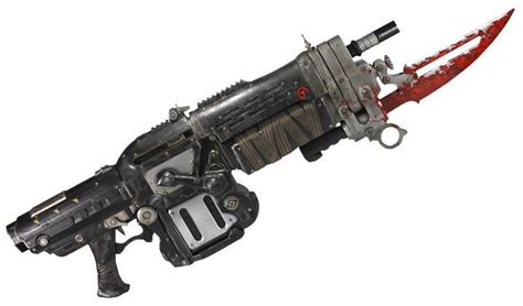imagenes de retro lancer gears of war 3 retro lancer replica nec52142 mwave