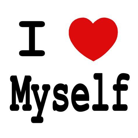 My Self i my self quotes quotesgram