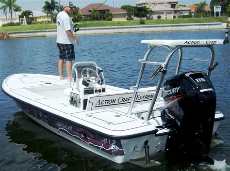 action craft boats action craft boats 1720 flyfisher