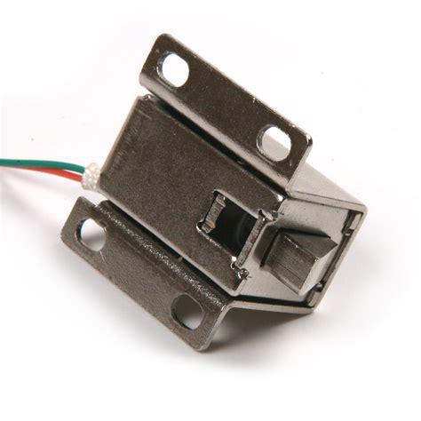 Kr04037 Locking Solenoid 6 12volt Dc dc 12v cabinet door electric lock assembly latch solenoid drawer lockstitch ebay