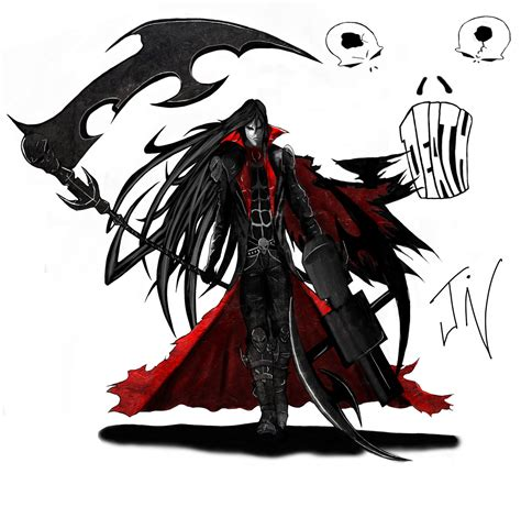 death character design by theprodigyp5art on deviantart