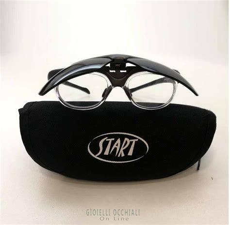 occhiali con occhiali ciclismo con lenti da vista gallo