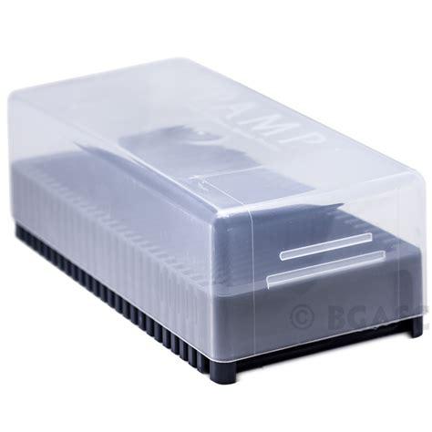 1 Oz Silver Bar Storage - buy empty p certified bar plastic storage box