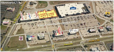 bed bath and beyond shreveport space available at kings crossing shopping center in