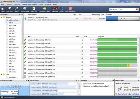 free usenet newsgroups downloads newshosting newsreader review usenet client tour