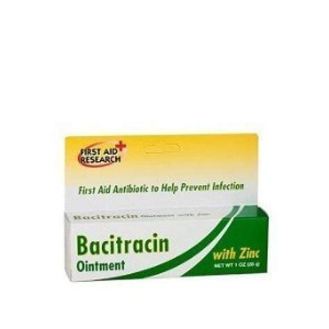 bacitracin on dogs antibiotic ointment images