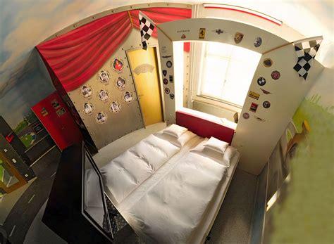 cing themed bedroom v8 hotel racing themed room design interior design ideas