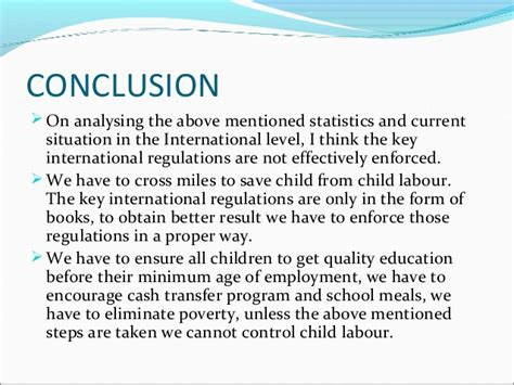 key aspects of german employment and labour books presentation of child labour