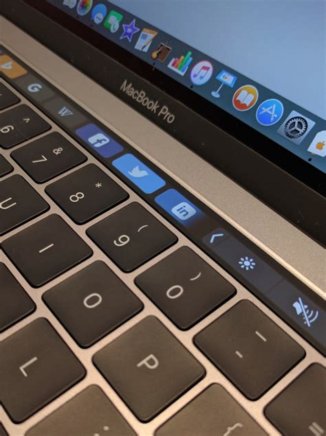 Macbook November macbook air touchbar closeup rob pegoraro