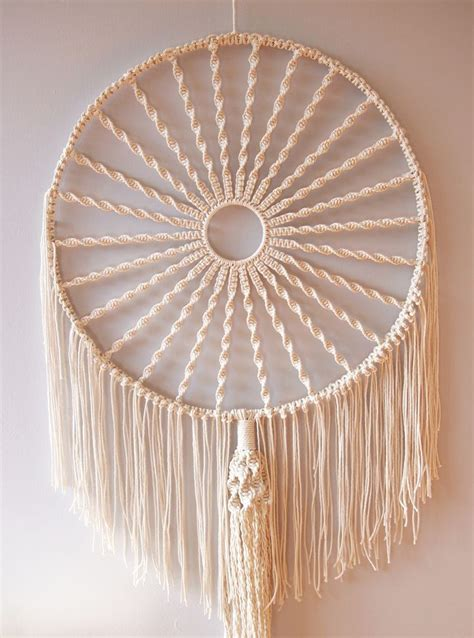 How To Make A Macrame Wall Hanging - best 25 macrame wall hangings ideas on