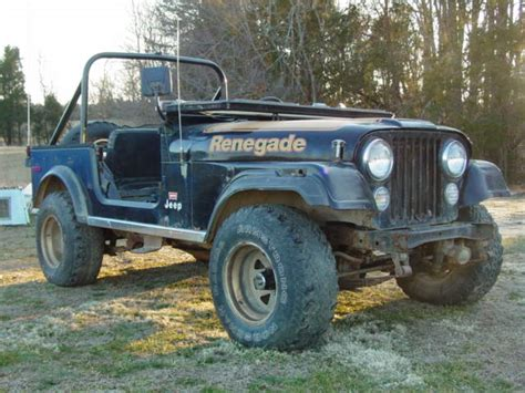 brown jeep cj7 renegade 1985 brown jeep cj 7 picture
