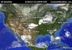 satellite weather map america satalite images