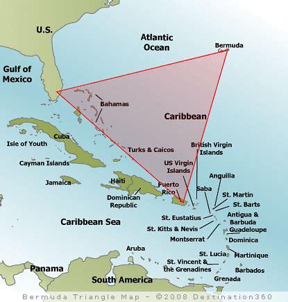 bermuda triangle map bermuda triangle bermuda triangle mystery