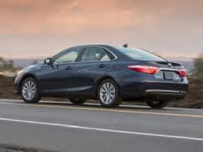 Toyota Camry Sedan 2016 Toyota Camry Se 4dr Sedan Specifications Features